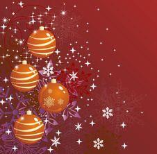 Free Christmas Background Royalty Free Stock Photos - 14732688