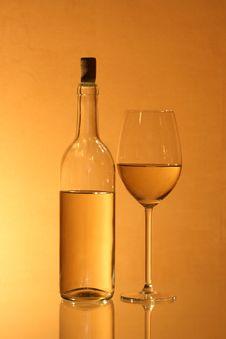 Free White Wine Royalty Free Stock Image - 14733556