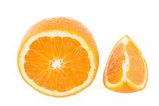 Free Juicy Orange Royalty Free Stock Photos - 14735468