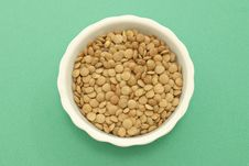 Free Lentils Royalty Free Stock Image - 14736266