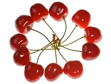 Free Sweet Cherries Royalty Free Stock Photography - 14736377