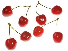 Free Sweet Cherries Royalty Free Stock Images - 14736389
