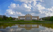 Free Schonbrunn, Pavilion Glorietta Royalty Free Stock Images - 14736809