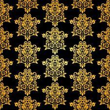 Free Vintage Seamless Pattern Royalty Free Stock Photos - 14737178