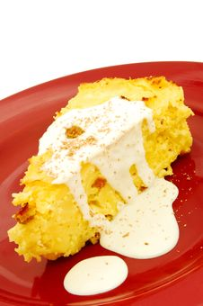 Free Pasta Pudding Stock Image - 14737381