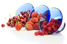 Free Summer Fruits Concept Royalty Free Stock Images - 14737439