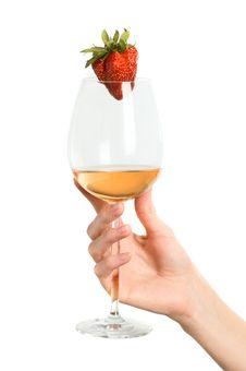 Free Cocktail On White Royalty Free Stock Photo - 14737695
