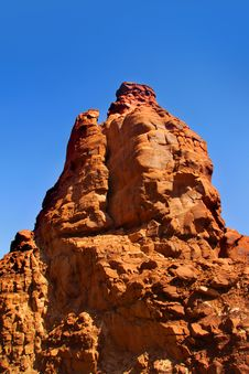 Free Red Rock In Glen Canyon Stock Photo - 14739670