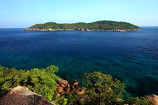 Free Similan National Park Stock Photography - 14739792