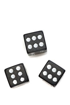 Free Dice Game Concept Royalty Free Stock Photo - 14739915