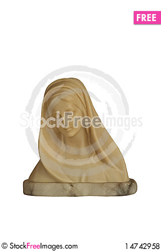 Free Madonna Statue Royalty Free Stock Photos - 14742958