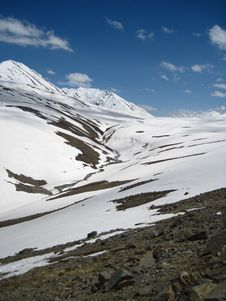 Free Baralacha Pass In The Himalayas Stock Image - 14740471