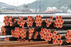 Free Steel Pipes Stock Photo - 14740830