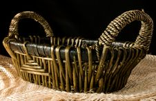 Free Basket Stock Photography - 14741252