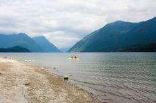 Free Lake Stock Photography - 14741802