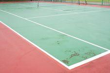 Free Stadium Tennis Stock Photography - 14742392
