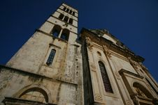 Church Building Royalty Free Stock Image