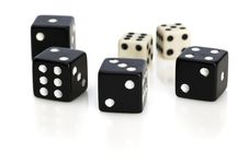 Free Dice Game Concept Stock Photo - 14742830