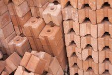 Brown Brick Royalty Free Stock Image
