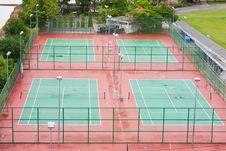 Free Stadium Tennis Royalty Free Stock Photo - 14743335