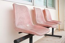 Free Gray Chairs Royalty Free Stock Photo - 14743425