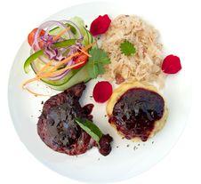Free Pork  Sauerkraut Stock Photography - 14744822