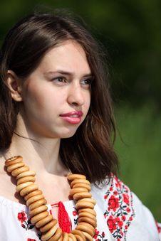Free Ukrainian Girl Stock Photos - 14744843