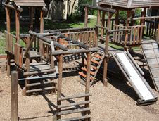 Free Playground Equipment Royalty Free Stock Photos - 14745658