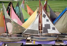 Free Sailboats For Kids Stock Photography - 14745692