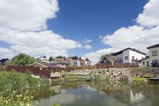 Free Settlement Village Of Your Dream Stock Photo - 14747940