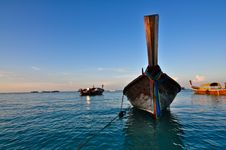 Free Longtail Boat Thailand Royalty Free Stock Image - 14749036