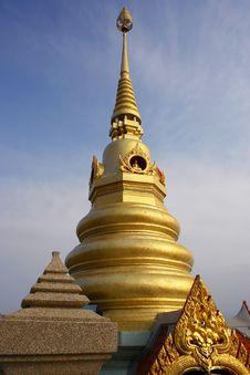 Free Thai Pagoda Stock Photos - 14749053