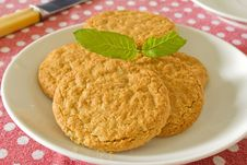 Free Wholemeal Biscuits Stock Photos - 14749163