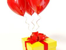 Free Gift Stock Images - 14749804