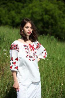 Free Ukrainian Girl Stock Photos - 14750163