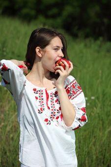 Free Ukrainian Girl Stock Image - 14750191