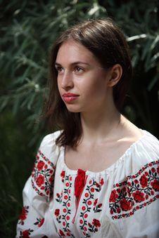 Free Ukrainian Girl Royalty Free Stock Images - 14750209