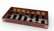 Free Abacus Royalty Free Stock Image - 14751796
