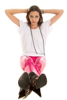 Free Pink Pants Royalty Free Stock Photos - 14751808