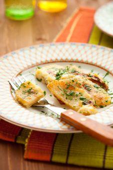 Free Potato And Kohlrabi Gratin Stock Photo - 14754370