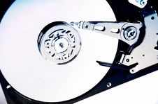 Free Computer Hard Disk Royalty Free Stock Photos - 14754668