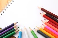Free Pencils Royalty Free Stock Photography - 14755487