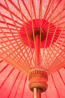 Free Northern Thailand Umbrella Stock Photo - 14755630
