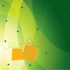 Free New Year S  Card Royalty Free Stock Photos - 14755798