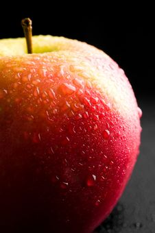 Free Red Apple Royalty Free Stock Images - 14755809