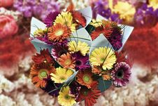 Free Bouquet Of Flowers Stock Image - 14756011