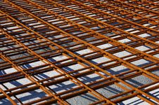 Free Reinforcement Construction Stock Image - 14756881