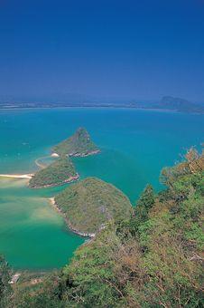 Free Beautiful Island Stock Photography - 14757322