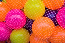 Free Colorful Ball Royalty Free Stock Photo - 14757465