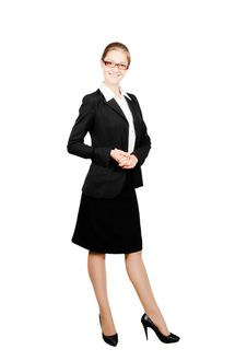 Free Business Woman Stock Image - 14757471